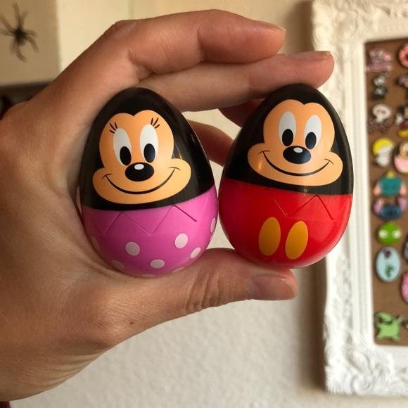 2016 Epcot Mickey&Minnie Eggs